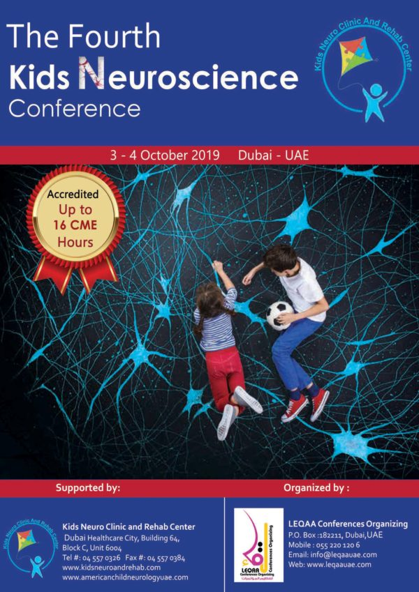 FOURTH KIDS NEUROSCIENCE CONFERENCE