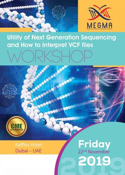 Utility of Next Generation Sequencing and How to Interpret VCF files Workshop Friday 22nd November 2019