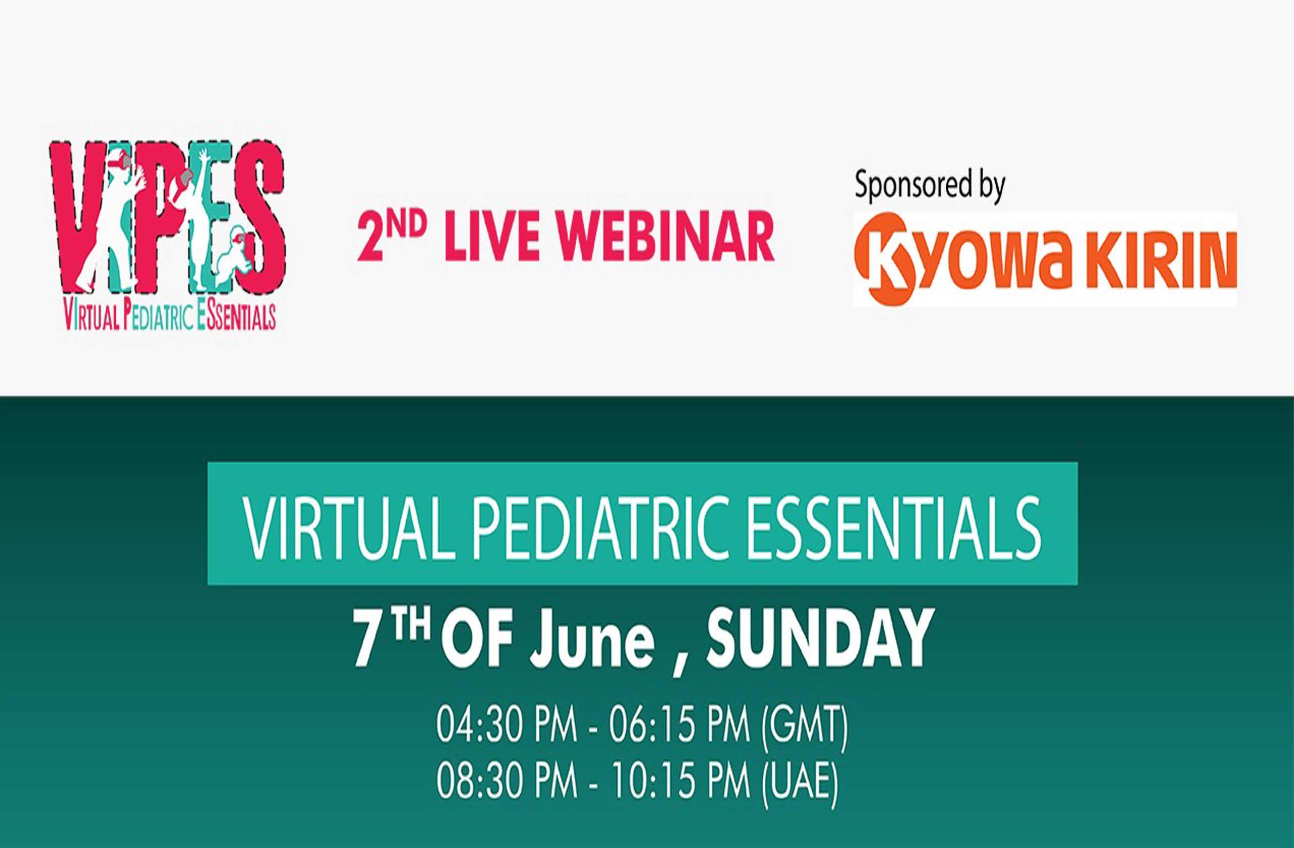 VIPES 2nd Live Webinar