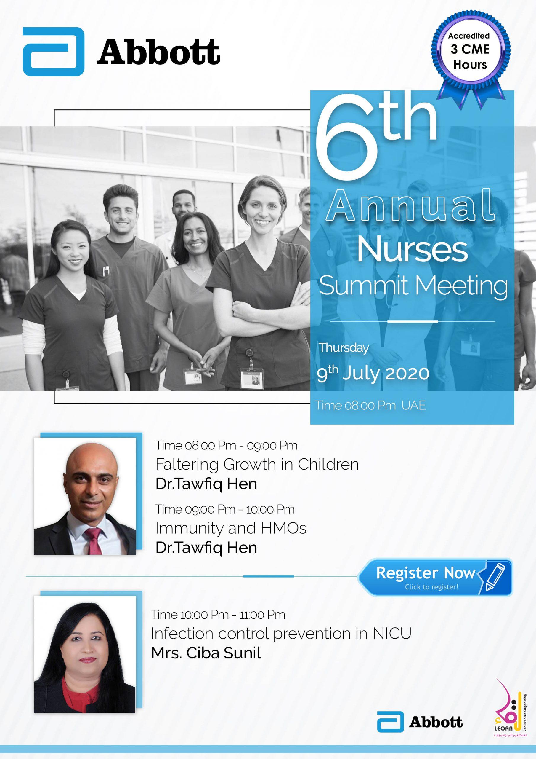 6th Annual Nurses Summit